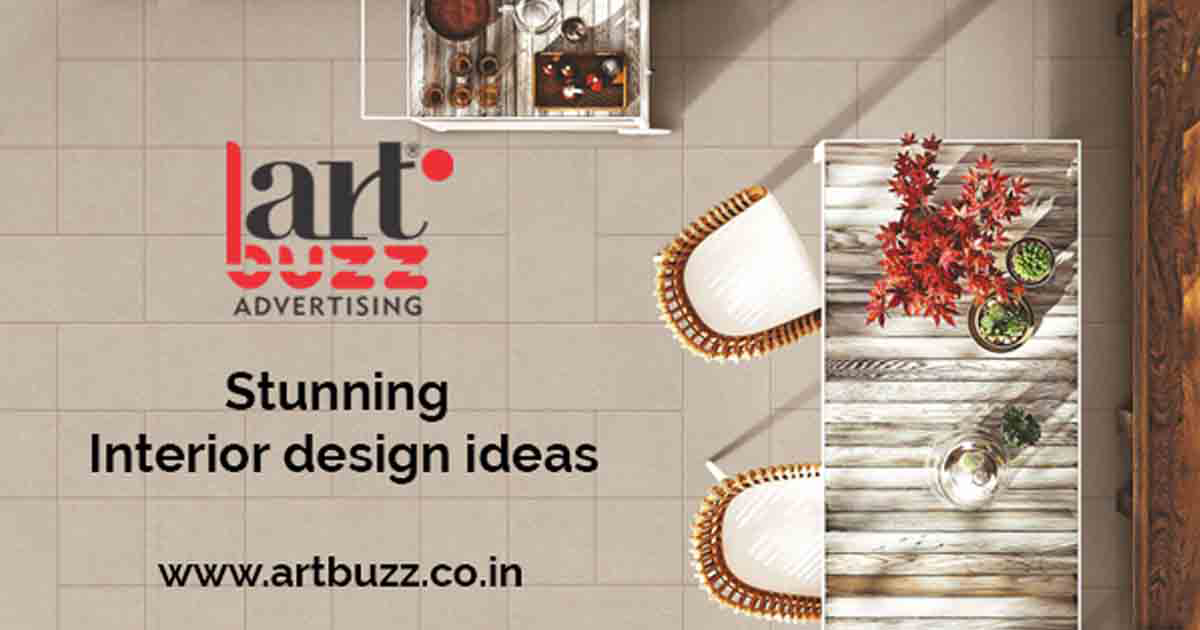 Stunning Interior design ideas | ArtBuzz Advertising